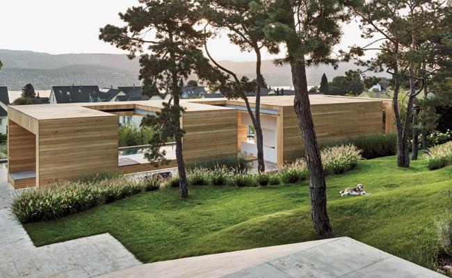 2 Verandas odGus Wustemann ArchitectsŹródło: Archrecord