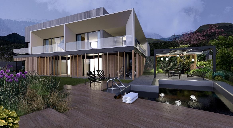 Przebudowa domu luksusowego