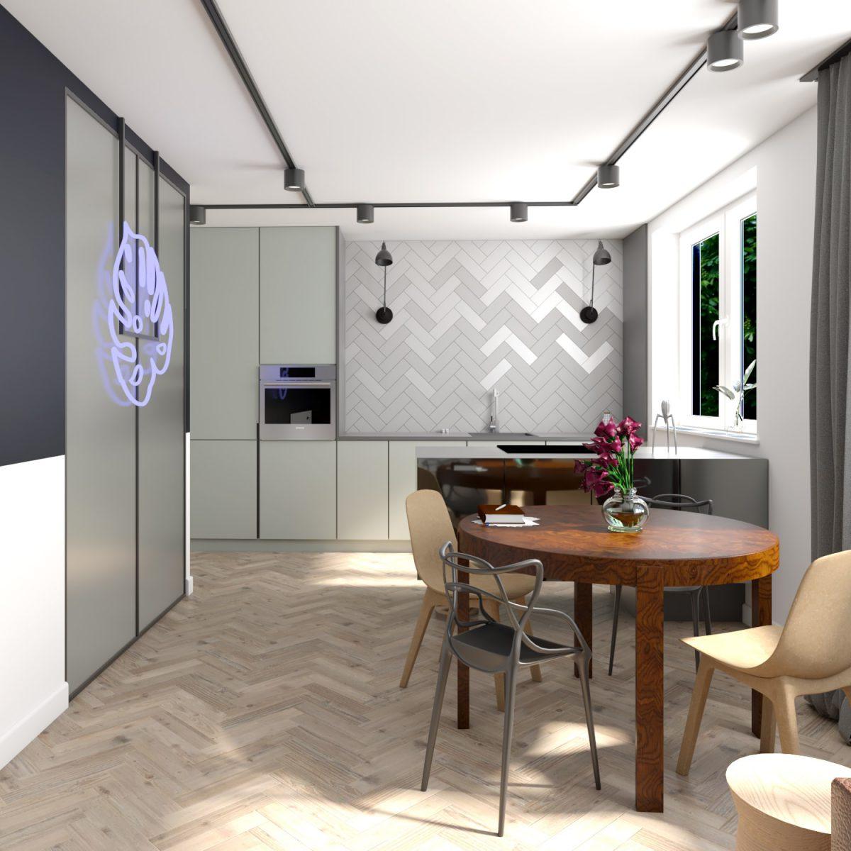 Renowacja mebli w mieszkaniu jednorodzinnym