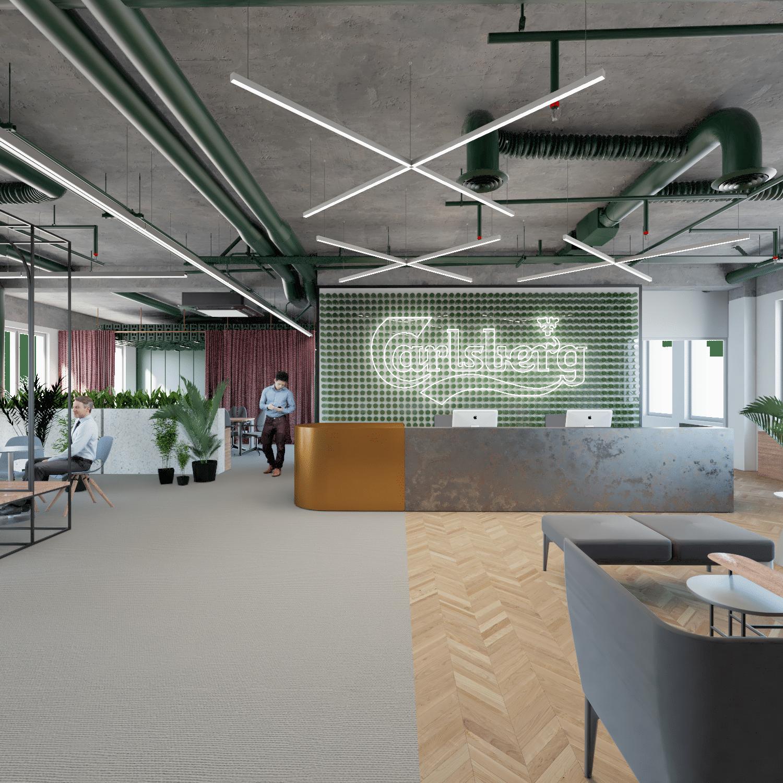 Biuro Carlsberg Shared Services