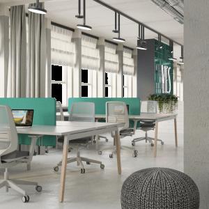 projektowanie biur poznań
