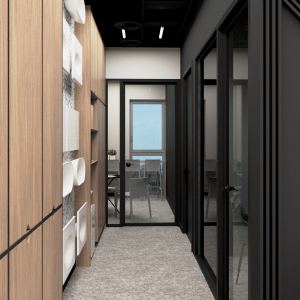 Biuro Marmite - widok nastrefę druku iarchiwizacji