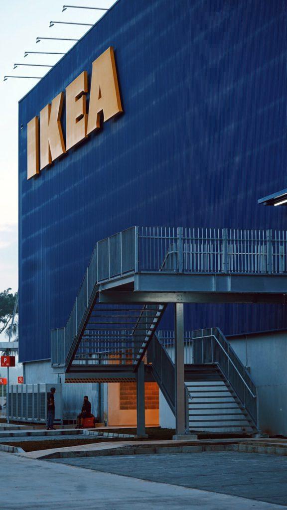 Wszystkie moduły Metod można kupić poprzez stacjonarny sklep Ikea.