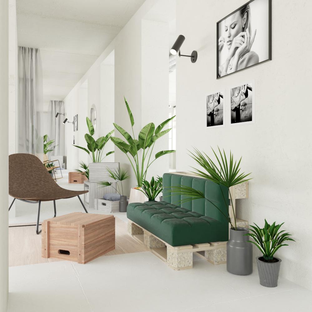 W twoim mieszkaniu nie może zabraknąć roślin. Dodają wyjątkowego charakteru każdemu pomieszczeniu.